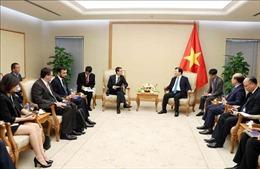 Khuyến khích mở rộng hợp tác lĩnh vực hàng không giữa Việt Nam - Pháp