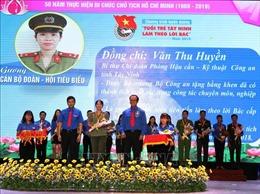 Tây Ninh tuyên dương 50 thanh niên tiên tiến làm theo lời Bác