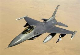 Mỹ: Máy bay chiến đấu đâm vào tòa nhà gây hỏa hoạn