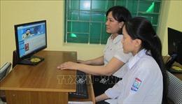 Cô học trò lớp 9 lập trang web về Chủ tịch Hồ Chí Minh phục vụ học tập