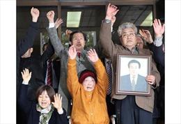 Nhật Bản hối thúc Hàn Quốc tham gia Hội đồng trọng tài giải quyết vấn đề lao động cưỡng bức thời chiến