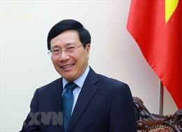 Phó Thủ tướng, Bộ trưởng Ngoại giao Phạm Bình Minh sẽ thăm Nhật Bản