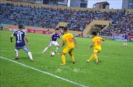 V.League 2019: Dược Nam Hà Nam Định đánh bại đương kim vô địch Hà Nội