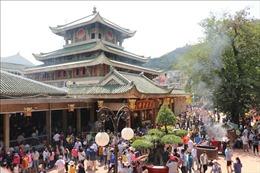 Miễn phí tham quan Khu du lịch Quốc gia núi Sam trong 2 ngày diễn ra Lễ hội Vía Bà Chúa Xứ