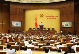 Quốc hội thảo luận việc thực hiện chính sách, pháp luật về quy hoạch, quản lý, sử dụng đất đai tại đô thị