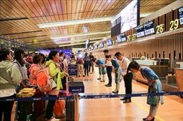 Sân bay Vân Đồn đón chuyến bay quốc tế đầu tiên