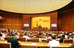 Sáng 28/5, Quốc hội thảo luận về dự án Luật Đầu tư công (sửa đổi)