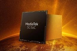 MediaTek tung chip 5G mới cạnh tranh với Qualcomm