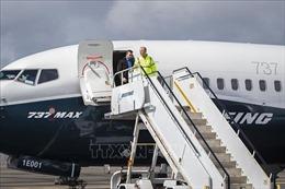 Boeing thông báo dự định bồi thường cho khách hàng do lệnh cấm bay 737 MAX