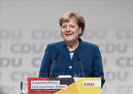 Đa số dân Đức muốn Thủ tướng Merkel tiếp tục tại nhiệm