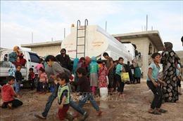 Trên 400.000 người phải lánh nạn do xung đột tại Syria