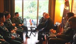 Hoạt động của Bộ trưởng Ngô Xuân Lịch tại Đối thoại Shangri-La