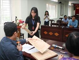 Hà Nội: An ninh được đảm bảo tại các điểm thi vào lớp 10 THPT