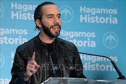 Chính trị gia Nayib Bukele 38 tuổi nhậm chức Tổng thống El Salvador