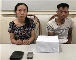 Bắt hai đối tượng tại Sơn La, thu 2 bánh heroin và 8.000 viên ma túy tổng hợp