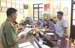 Sai phạm trong Kỳ thi THPT quốc gia 2018 tại Hà Giang: Đề nghị truy tố 5 bị can