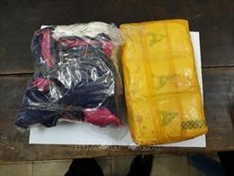 Thiếu tá biên phòng hy sinh khi bắt đối tượng vận chuyển 12.000 viên ma túy tổng hợp