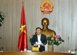 Phó Thủ tướng Vương Đình Huệ: Nâng tầm hội nhập kinh tế quốc tế với chất lượng cao, toàn diện