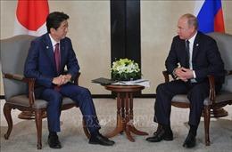 Tổng thống V.Putin: Nga và Nhật Bản cần xây dựng lòng tin