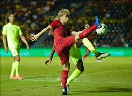 KING'S CUP 2019: Công Phượng sút hỏng luân lưu, Việt Nam thua tiếc nuối Curacao