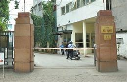 Bộ Xây dựng thông tin về vụ 'vòi tiền' của Đoàn thanh tra Bộ tại Vĩnh Phúc