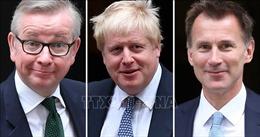 Chỉ còn 6 ứng cử viên chạy đua vào vị trí Thủ tướng Anh