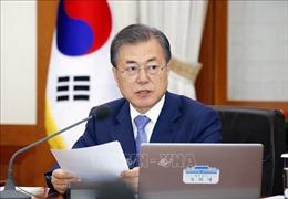 Tổng thống Hàn Quốc hối thúc Triều Tiên tiếp tục đối thoại