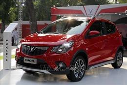 VinFast bàn giao 650 xe Fadil cho những khách hàng đặt mua đầu tiên