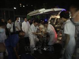 Trung Quốc xảy ra 2 trận động đất mạnh, ít nhất 1 người thiệt mạng