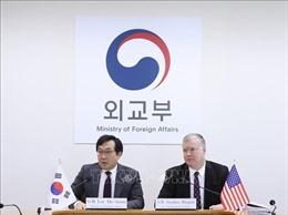 Mỹ - Hàn Quốc sẵn sàng nối lại đàm phán với Triều Tiên