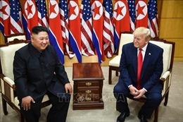Tổng thống Mỹ Donald Trump rời Hàn Quốc về nước