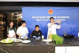 Ấn tượng Việt Nam tại Lễ hội Văn hóa và Ẩm thực ASEAN Festival Day 2019