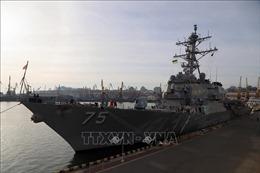 NATO và Ukraine tập trận quy mô lớn trên Biển Đen