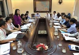 Kiểm tra công tác chấm thi THPT quốc gia tại Thừa Thiên - Huế