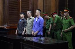 Tuyên án tử hình trùm ma túy Sơn Liệu và 3 đồng phạm