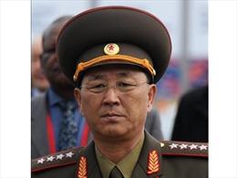 Phái đoàn quân sự Nga thăm Triều Tiên