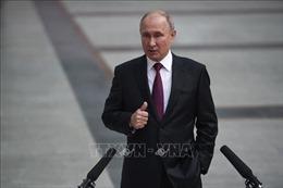 Tổng thống Nga V.Putin thăm Italy và Vatican