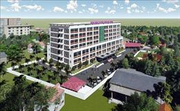 Xây dựng bệnh viện 20 triệu USD tại Sóc Trăng