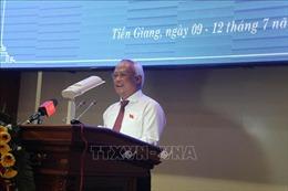 Phó Chủ tịch Quốc hội Uông Chu Lưu dự khai mạc Kỳ họp thứ 9 Hội đồng nhân dân tỉnh Tiền Giang khóa IX