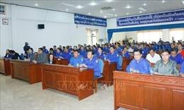 Diễn đàn về tư tưởng Hồ Chí Minh đối với thế hệ trẻ của Lào