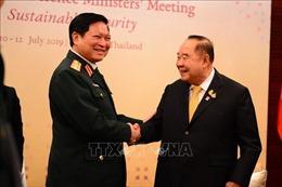 Bộ trưởng Ngô Xuân Lịch đánh giá cao vai trò của Thái Lan trong ASEAN