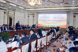 Lãnh đạo TP Hồ Chí Minh gặp Hiệp hội Doanh nghiệp châu Âu tại Việt Nam