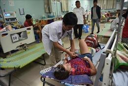 Đỉnh dịch sốt xuất huyết ở Đồng Nai có chiều hướng đến sớm