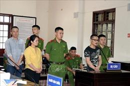Gần 80 năm tù cho 4 đối tượng buôn ma túy ở Hoà Bình