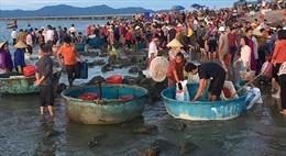 Chợ cá Gò Cẩm Nhượng