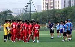 U18 Việt Nam tập trung hướng tới Giải vô địch U18 Đông Nam Á 2019