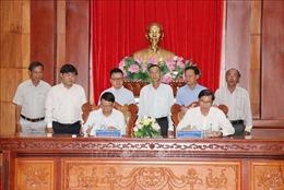 Tăng cường hợp tác thông tin giữa Thông tấn xã Việt Nam và UBND tỉnh Tiền Giang