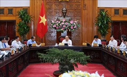 Thủ tướng: Phải bảo đảm minh bạch trong quá trình đầu tư, sản xuất điện