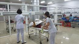 Tích cực điều trị cho các nạn nhân vụ lật xe khách giường nằm tại Đắk Lắk