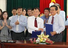 Tăng cường hợp tác thông tin giữa Thông tấn xã Việt Nam và UBND tỉnh Ninh Thuận